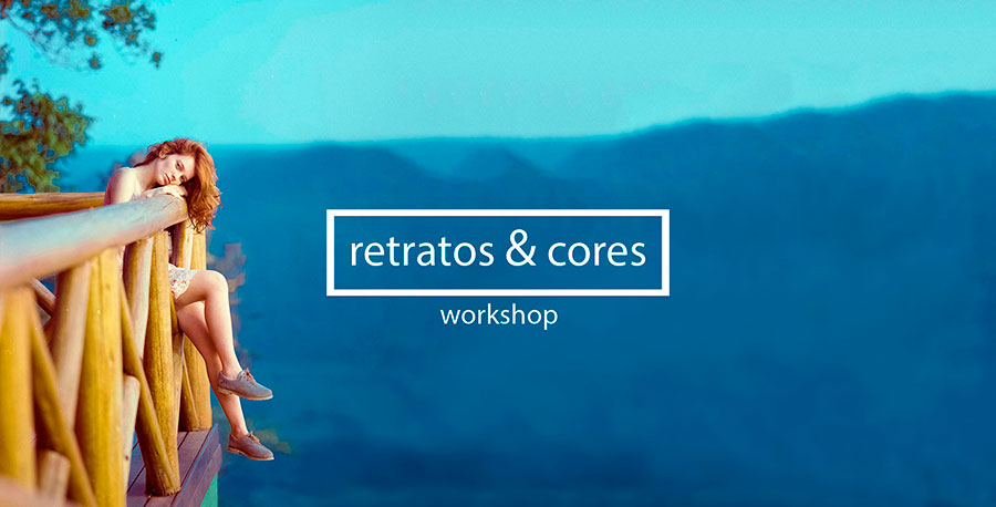 Workshop Retratos & Cores | Neto Macedo